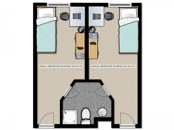 Yale-Village-2-sharing-en-suite