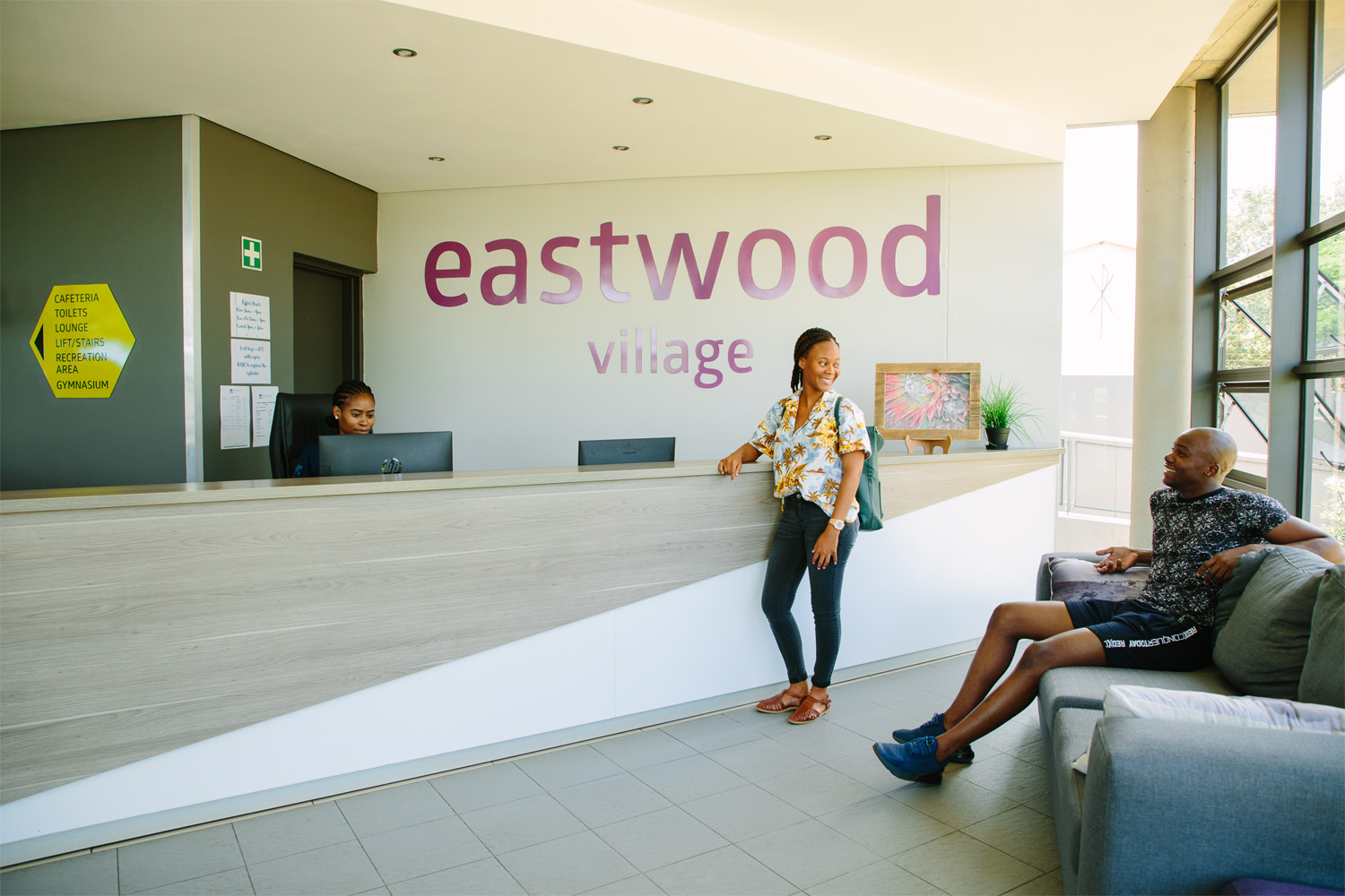 Eastwood_Village_Reception