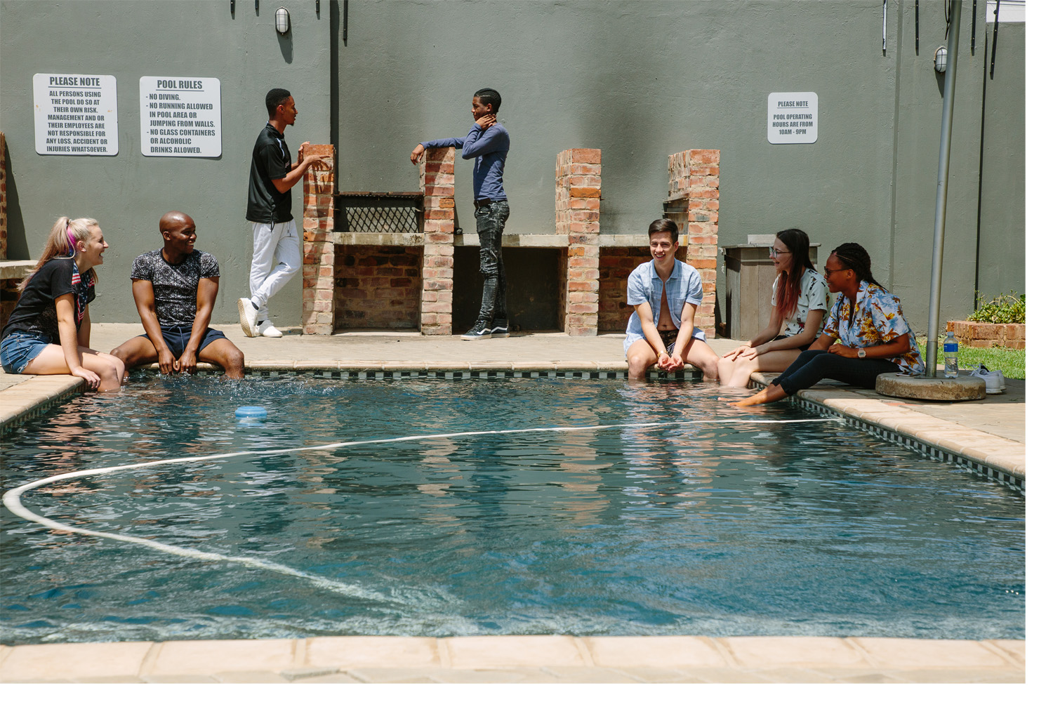 Eastwood_Village_Pool/Braai_Area