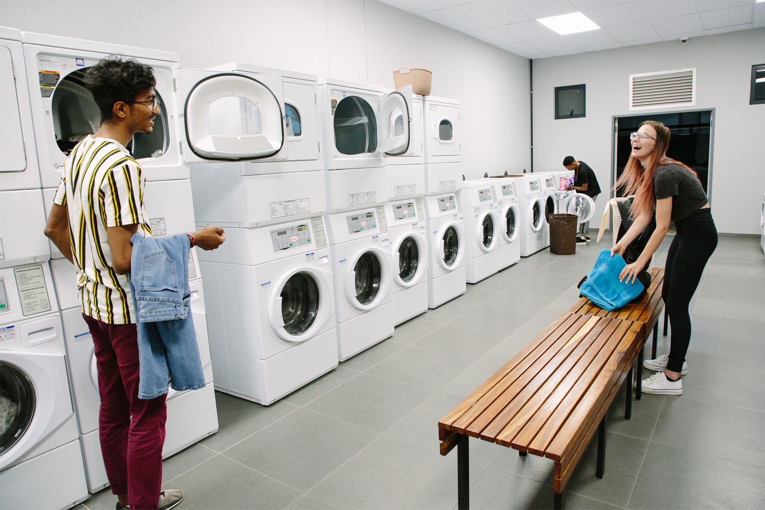 Hatfield_Square_Laundry