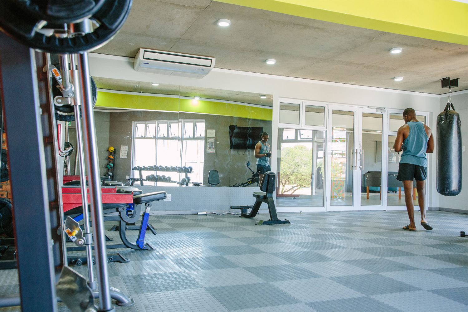 Lincoln_House_Gym