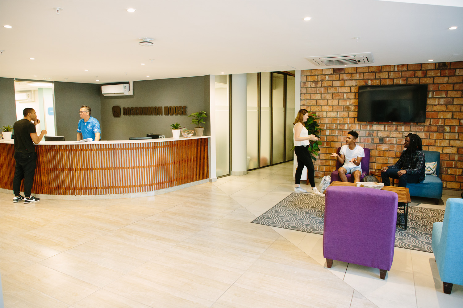 Roscommon_House_Reception_Area
